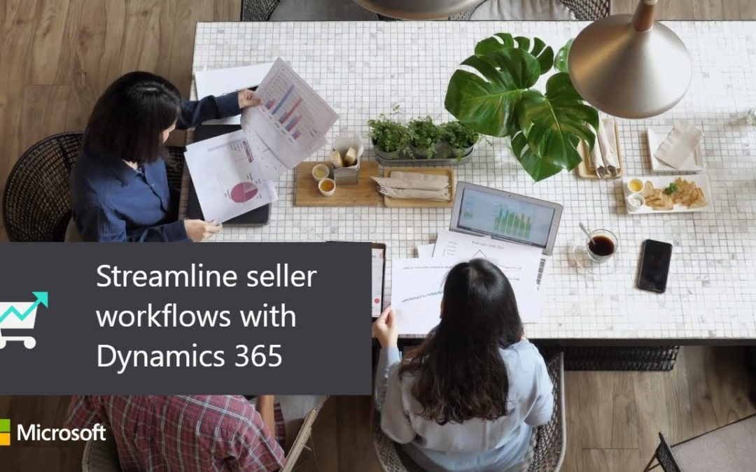 Streamline seller workflows